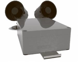 Сигнализатор звуковой светофорный (Интеллектуальный Сигнализатор) СЗС-220-004