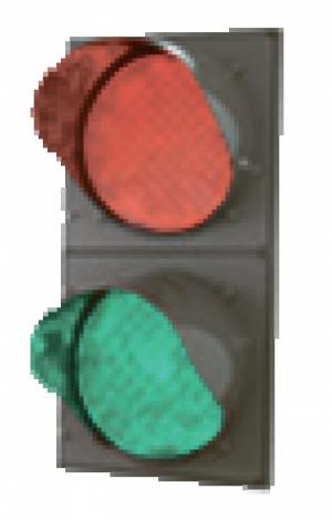 Светофор дорожный светодиодный (Транспортный) Т.8.2-1