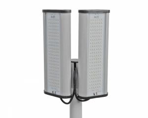 """Уличный светодиодный светильник """"Модуль"""", консоль МК-2, 96 Вт НВ-У-K-Е-96-255.230.140-4-0-67"""