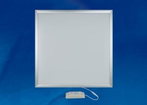 ULP-6060-42W/DW EFFECTIVE SILVER Светильник светодиодный потолочный встраиваемый. Дневной свет (6500