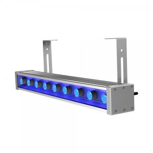 Светодиодный светильник ПромЛед Барокко-10-500 Оптик Синий