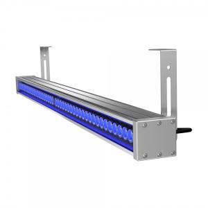 Светодиодный светильник ПромЛед Барокко-40-1000 Оптик Синий
