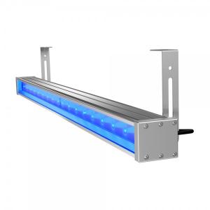 Светодиодный светильник ПромЛед Барокко-40-1000 Синий