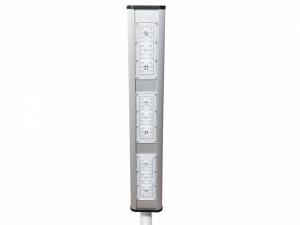 """Светодиодный светильник """"Модуль Магистраль"""",консоль КМО-1, 130 Вт НВ-У-K-Н-130-750.120.130-5-0-67-М"""