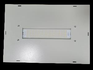 """Светодиодный светильник """"Модуль АЗС"""" встраиваемый М-1, 64 Вт НВ-У-У-Е-64-564.340.55-4-0-67-АЗС-1"""