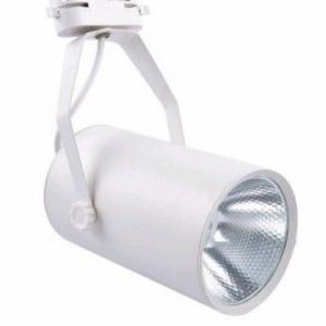 Светильник светодиодный трековый ML-TR-2TRA-10W-DW d72 L120 Белый