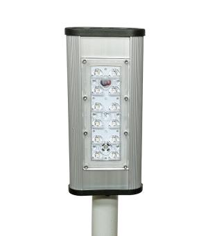 """Светодиодный светильник """"Модуль Магистраль"""",консоль КМО-1, 28 Вт НВ-У-K-Н-28-255.120.130-5-0-67"""