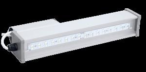 Уличный светодиодный светильник со вторичной оптикой LINE-S-053-38-50