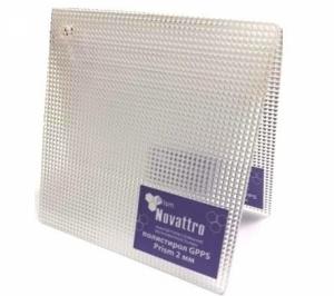 Потолочный светодиодный светильник RS LPO 45/4000R микропризма