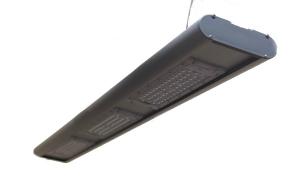 Светильник светодиодный с линзой 90 градусов 165 вт