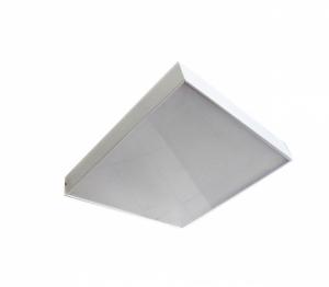 Светодиодный светильник СПВО 32 IP40 5000К сатинированное стекло (накладной)