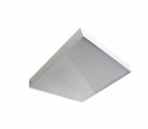 Светодиодный светильник СПВО 32 IP40 4000К призма (накладной)
