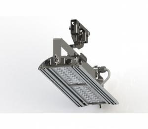 Светодиодный светильник УСС 80 КАТАНА с доп. оптикой