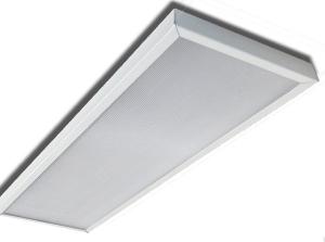 Светильник светодиодный MBRLED ОФИС-600х300-19-5К-А3 IP40 опаловая микропризма