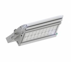 Светодиодный светильник УСС 40 Эксперт Slim с доп. оптикой