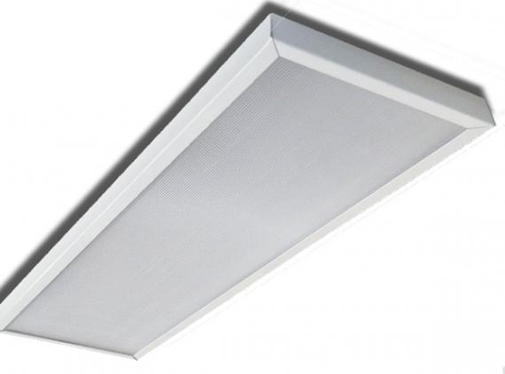 Светильник светодиодный MBRLED ОФИС-600х300-27-4К IP54 опаловая микропризма