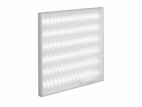 Светильник светодиодный MBRLED ОФИС-600х600-72-4К IP40 опаловая микропризма